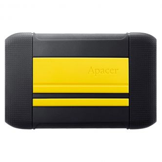 Apacer AC633 2TB Shockproof Portable External Hard Drive