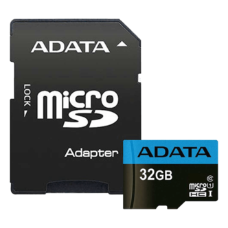 Memory Card Adata Premier Micro SDHC Card With Adapter UHS-I 100MB/s-32GB